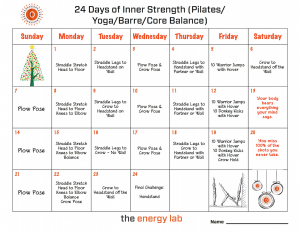 24 days inner strength